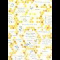 """Ткань для пэчворк (50x55см) 31501-50 из коллекции """"American Country"""" """"Lecien"""" (Япония)"""