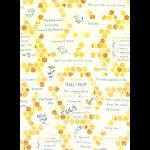 """Ткань для пэчворк 31501-50 из коллекции """"American Country"""" """"Lecien"""" (Япония)"""