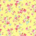 """Ткань для пэчворк (50x55см) 31421-50 из коллекции """"Antique Flower"""" """"Lecien"""" (Япония)"""