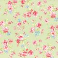 """Ткань для пэчворк (50x55см) 31421-60 из коллекции """"Antique Flower"""" """"Lecien"""" (Япония)"""