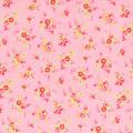 """Ткань для пэчворк (50x55см) 31422-20 из коллекции """"Antique Flower"""" """"Lecien"""" (Япония)"""