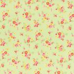 """Ткань для пэчворк (50x55см) 31422-60 из коллекции """"Antique Flower"""" """"Lecien"""" (Япония)"""