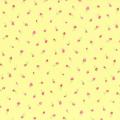 """Ткань для пэчворк (50x55см) 31423-50 из коллекции """"Antique Flower"""" """"Lecien"""" (Япония)"""