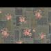"""Ткань для пэчворк (60x110см) 31020-70 из коллекции """"Antique rose"""" """"Lecien"""" (Япония)"""