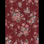 """Ткань для пэчворк (50x55см) 31478-30 из коллекции """"Antique rose"""" """"Lecien"""" (Япония)"""