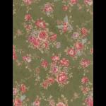 """Ткань для пэчворк 31478-60 из коллекции """"Antique rose"""" """"Lecien"""" (Япония)"""