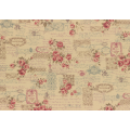 """Ткань для пэчворк (50x55см) 31479-10 из коллекции """"Antique rose"""" """"Lecien"""" (Япония)"""