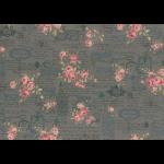 """Ткань для пэчворк 31479-70 из коллекции """"Antique rose"""" """"Lecien"""" (Япония)"""