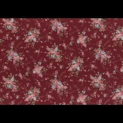 """Ткань для пэчворк (50x55см) 31480-30 из коллекции """"Antique rose"""" """"Lecien"""" (Япония)"""