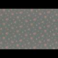 """Ткань для пэчворк (50x55см) 31481-70 из коллекции """"Antique rose"""" """"Lecien"""" (Япония)"""