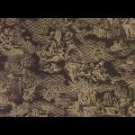 """Ткань для пэчворк 30916-80 из коллекции """"Centenary"""" """"Lecien"""" (Япония)"""