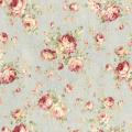 """Ткань для пэчворк (50x55см) 31337-71 из коллекции """"Durham Quilt"""" """"Lecien"""" (Япония)"""