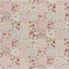 """Ткань для пэчворк (100x110см) 31467-20 из коллекции """"Durham Quilt"""" 80% хлопок, 20% лён """"Lecien"""" (Япония)"""