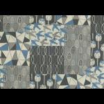 """Ткань для пэчворк (100x110см) 31385-70 из коллекции """"Etoffe Imprevue"""" """"Lecien"""" (Япония)"""