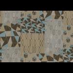 """Ткань для пэчворк (100x110см) 31385-80 из коллекции """"Etoffe Imprevue"""" """"Lecien"""" (Япония)"""