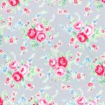 """Ткань для пэчворк (50x55см) 31425-90 из коллекции """"Flower Sugar"""" """"Lecien"""" (Япония)"""