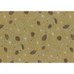"""Ткань для пэчворк (100x110см) 40714-60 из коллекции """"Lecre"""" 80% хлопок, 20% лён """"Lecien"""" (Япония)"""
