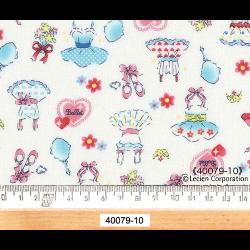 """Ткань для пэчворк 40079-10 """"Lecien""""(Япония)"""