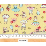 """Ткань для пэчворк 40079-50 """"Lecien""""(Япония)"""