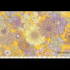 """Ткань для пэчворк (50x55см) 40738-50 из коллекции """"Memoire a Paris"""" """"Lecien"""" (Япония)"""