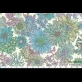 """Ткань для пэчворк (50x55см) 40738-70 из коллекции """"Memoire a Paris"""" """"Lecien"""" (Япония)"""
