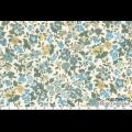 """Ткань для пэчворк (50x55см) 40739-60 из коллекции """"Memoire a Paris"""" """"Lecien"""" (Япония)"""
