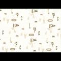 """Ткань для пэчворк (50x55см) 31713-10 из коллекции """"Moji Palette"""" """"Lecien"""" (Япония)"""