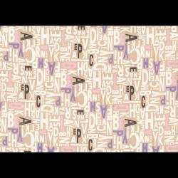 """Ткань для пэчворк (50x55см) 31713-11 из коллекции """"Moji Palette"""" """"Lecien"""" (Япония)"""