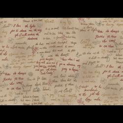 """Ткань для пэчворк (50x55см) 31709-10 из коллекции """"Mrs. Marchs in Antique"""" """"Lecien"""" (Япония)"""