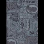"""Ткань для пэчворк (50x55см) 31724-70 из коллекции """"Mrs. Marchs"""" """"Lecien"""" (Япония)"""