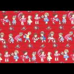 """Ткань для пэчворк (50x55см) 31370-30 из коллекции """"Old new fabric collection 30s"""" """"Lecien"""" (Япония)"""
