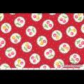 """Ткань для пэчворк (50x55см) 31525-31 из коллекции """"Old new fabric collection 30s"""" """"Lecien"""" (Япония)"""