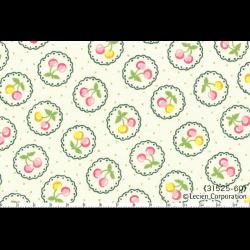 """Ткань для пэчворк (50x55см) 31525-60 из коллекции """"Old new fabric collection 30s"""" """"Lecien"""" (Япония)"""