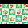 """Ткань для пэчворк (50x55см) 31736-60 из коллекции """"Orchard kitchen"""" """"Lecien"""" (Япония)"""