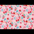 """Ткань для пэчворк (50x55см) 31737-20 из коллекции """"Orchard kitchen"""" """"Lecien"""" (Япония)"""