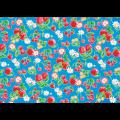 """Ткань для пэчворк (50x55см) 31737-70 из коллекции """"Orchard kitchen"""" """"Lecien"""" (Япония)"""