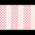 """Ткань для пэчворк (50x55см) 31740-30 из коллекции """"Orchard kitchen"""" """"Lecien"""" (Япония)"""