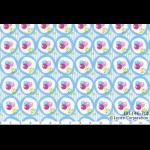 """Ткань для пэчворк (50x55см) 31146-70 из коллекции """"Retro 30's"""" """"Lecien"""" (Япония)"""