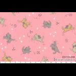"""Ткань для пэчворк (50x55см) 31551-20 из коллекции """"Retro 30s"""" """"Lecien"""" (Япония)"""