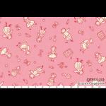 """Ткань для пэчворк (50x55см) 31553-20 из коллекции """"Retro 30s"""" """"Lecien"""" (Япония)"""