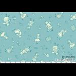 """Ткань для пэчворк (50x55см) 31553-70 из коллекции """"Retro 30's"""" """"Lecien"""" (Япония)"""