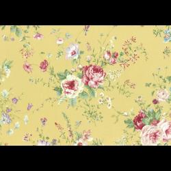 """Ткань для пэчворк (50x55см) 31360-50 из коллекции """"Rococo Sweet"""" """"Lecien"""" (Япония)"""