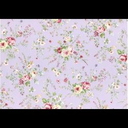 """Ткань для пэчворк (50x55см) 31361-110 из коллекции """"Rococo Sweet"""" """"Lecien"""" (Япония)"""