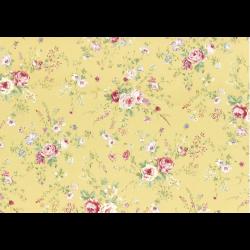 """Ткань для пэчворк (50x55см) 31361-50 из коллекции """"Rococo Sweet"""" """"Lecien"""" (Япония)"""
