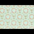"""Ткань для пэчворк (50x55см) 31362-60 из коллекции """"Rococo Sweet"""" """"Lecien"""" (Япония)"""