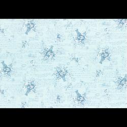 """Ткань для пэчворк (50x55см) 31363-70 из коллекции """"Rococo Sweet"""" """"Lecien"""" (Япония)"""