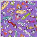 """Ткань для пэчворк (60x110см) 691-832 """"Loralie Designs"""" (США)"""