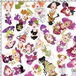 """Ткань для пэчворк (50x55см) 691-925 """"Loralie Designs"""" (США)"""