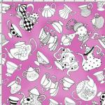 """Ткань для пэчворк (50x55см) 691-932 """"Loralie Designs"""" (США)"""