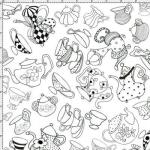 """Ткань для пэчворк (50x55см) 691-933 """"Loralie Designs"""" (США)"""